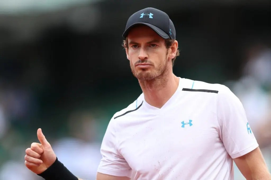 Andy Murray está preparado para perder o número um mundial