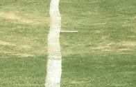 [Foto] As linhas no ATP 250 de Antalya, onde está João Sousa, estão… tortas!