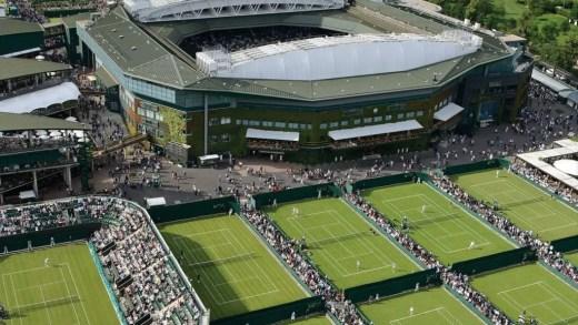 Quais os valores que os tenistas vão ganhar por cada ronda em Wimbledon