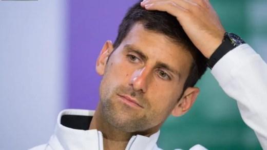 Novak Djokovic: «O meu corpo tem limites e eu tenho de os respeitar»