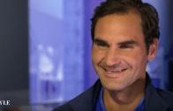 [VÍDEO] Roger Federer é um alien? Ele responde