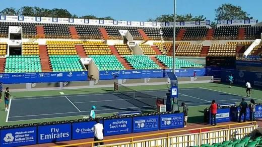 ATP 250 de Chennai é CANCELADO e muda de cidade