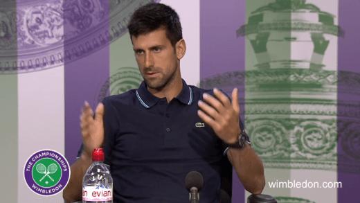 Djokovic avança para os 'quartos' e critica duramente a organização: «Não teve lógica nenhuma»