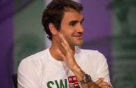 Federer: «É assustador perceber que muitos dos jovens fecham menos de 2% dos pontos na rede»