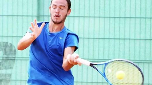 Oliveira, Monteiro, Borges e Cabral com novos máximos de carreira no 'ranking' ATP