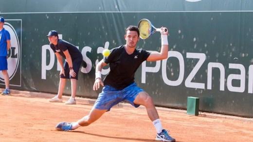 Oliveira: «Uma vitória importante que me dá a oportunidade de lutar pelo qualifying do US Open»