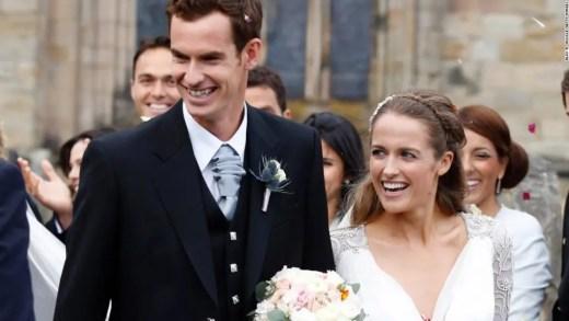 Andy Murray vai ser pai pela segunda vez