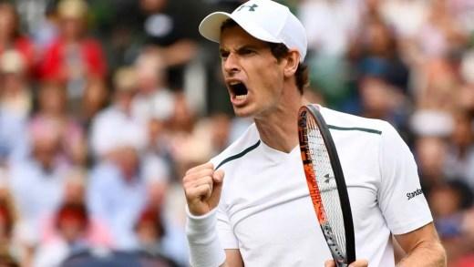 Andy Murray sobre a próxima ronda: «Vai ser muito difícil derrotar o Querrey»
