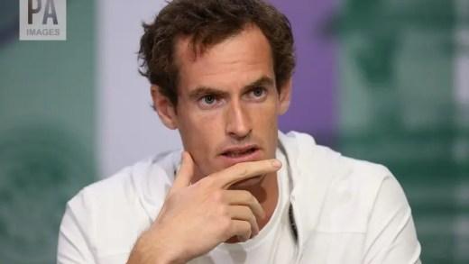 Murray: «O meu filho e a minha mulher são mais importante para mim do que um encontro de ténis»
