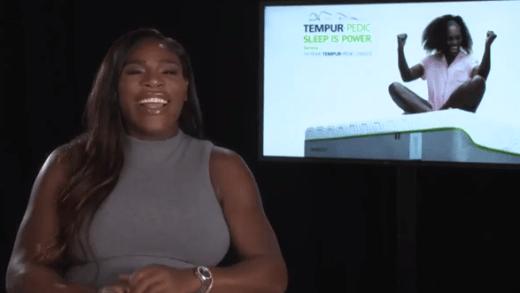 [VÍDEO] Serena foi confrontada com a resposta de Murray ao jornalista e… não poupou nas palavras