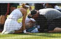 [Video] Bethanie Mattek-Sands revela gravidade da lesão e vai precisar de cirurgia