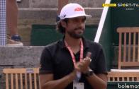 [VÍDEO] João Sousa destaca apoio de Frederico Marques após regresso aos bons resultados