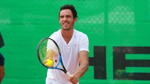 Gonçalo Oliveira resiste ao parceiro de pares e segue à 3.ª final consecutiva na Tunísia