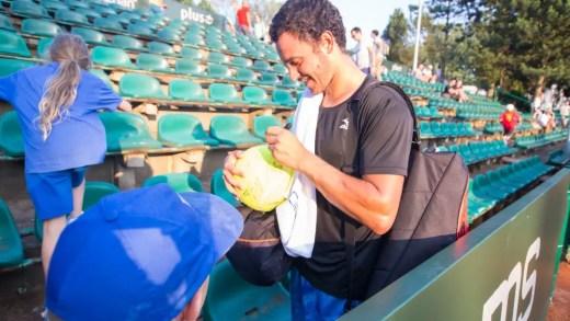 É mesmo (muito) provável que Gonçalo Oliveira jogue o 'qualifying' do US Open