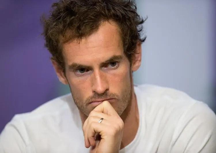 Andy Murray DESISTE do Australian Open por ainda não estar «pronto para competir»
