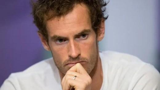 Murray explica desistência: «A anca está demasiado afectada para eu vencer o torneio, e era para isso que eu aqui estava»