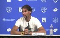 Rafael Nadal: «Já perdi mais torneios importantes que o Federer, o Djokovic, o Murray e o Wawrinka»