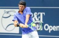 Primeiro wild card do US Open vai para jovem promessa norte-americana