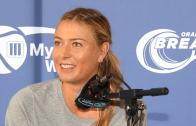 Sharapova: «Obrigado US Open! Isto é muito especial»