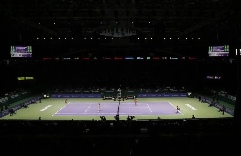 WTA Finals. Eis o elenco completo, ordenado por cabeças-de-série