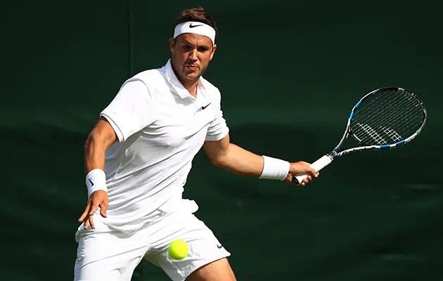 Um dos jogadores mais mediáticos de Wimbledon está esta semana a jogar em… Portugal