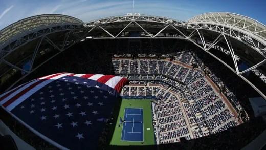 NOVIDADES. US Open anuncia mudanças na programação com mais sessões noturnas no novo estádio