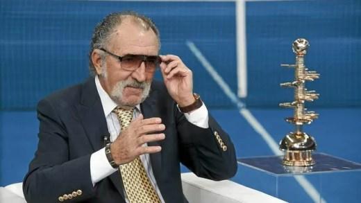 Ion Tiriac processa a WTA por alegado desinteresse no Premier de Madrid