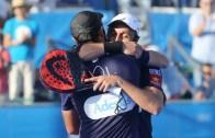 Portugal Padel Masters. A melhor dupla do mundo, Bela e Lima, foi a grandes campeã