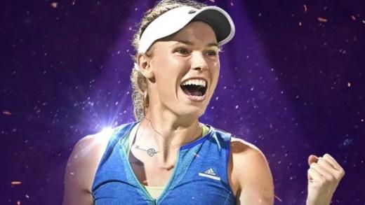 Caroline Wozniacki é a sexta apurada para as WTA Finals