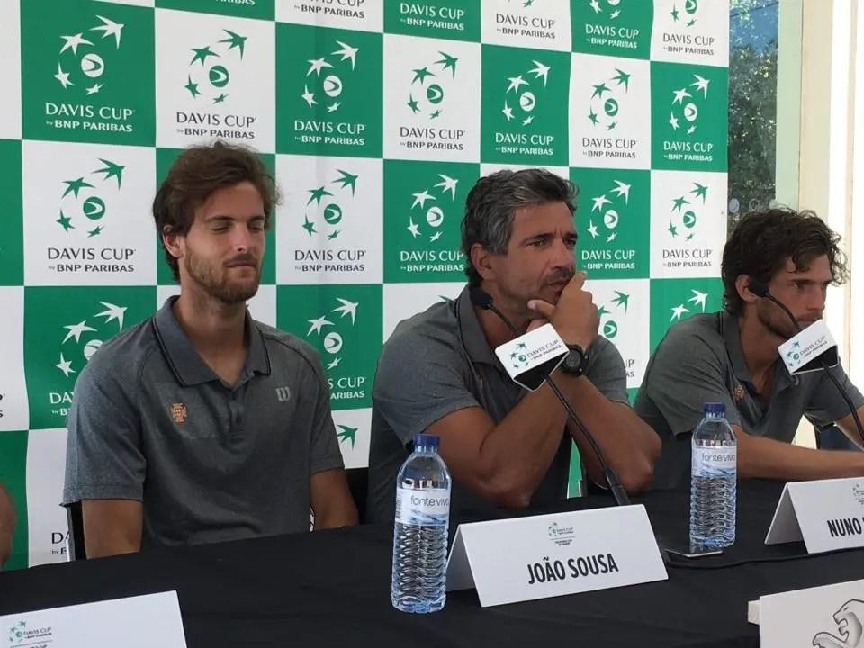 Nuno Marques: «Vamos defrontar uma equipa forte, a mais forte desde que sou capitão»