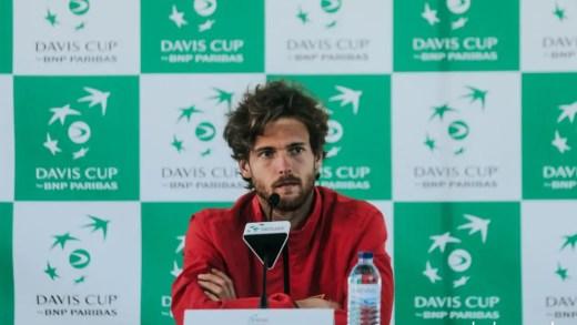 João Sousa: «Joguei a um grande nível frente a um jogador muito perigoso»