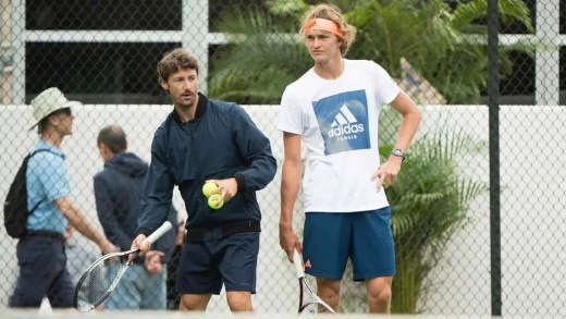 Ferrero REJEITA seleção espanhola da Davis por causa de Zverev