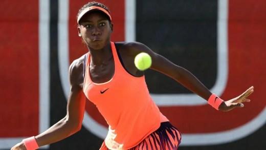 Muito talento com 13 anos: Cori Gauff é a mais jovem finalista de sempre do US Open