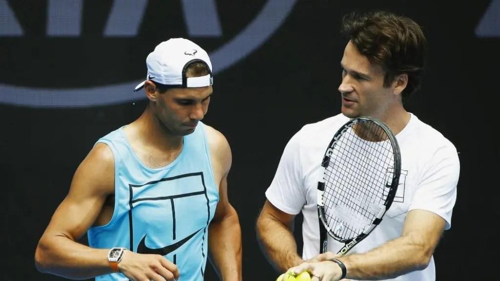 Moya: «O regresso de Murray e Djokovic é bom para o ténis»