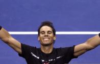 Rafael Nadal teve o percurso (teoricamente) mais fácil rumo ao um título na história dos Grand Slams