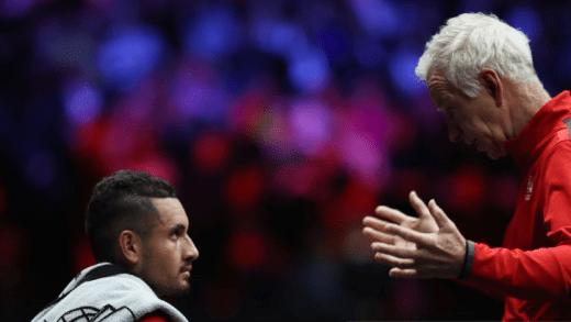 McEnroe: «Kyrgios é o jogador mais talentoso do Mundo»