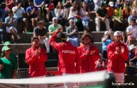 [VÍDEO] Conheça o adversário de Portugal na Taça Davis, em DIRETO