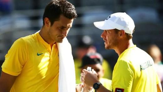 Tennis Australia (e Lleyton Hewitt) oferecem-se para ajudar Tomic