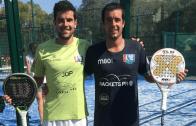 Pascoal/Bastos e Nogueira/Mendonça conquistam títulos nacionais de padel em Lisboa