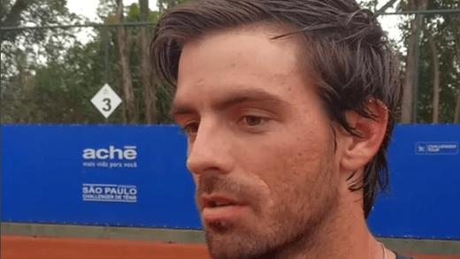 Elias quer «entrar no Open da Austrália» e pode jogar três torneios até ao final do ano