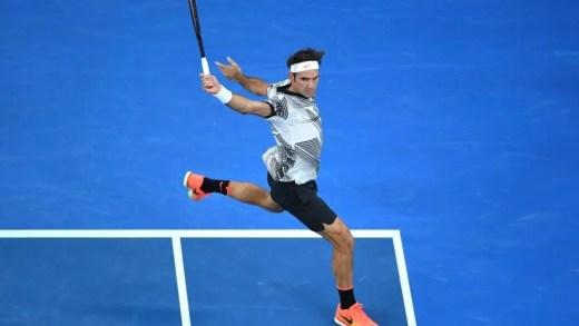[VÍDEO] Os melhores pontos de Roger Federer em 2017