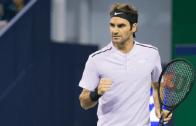 [VÍDEOS] Os melhores pontos do recital de Federer na final de Xangai