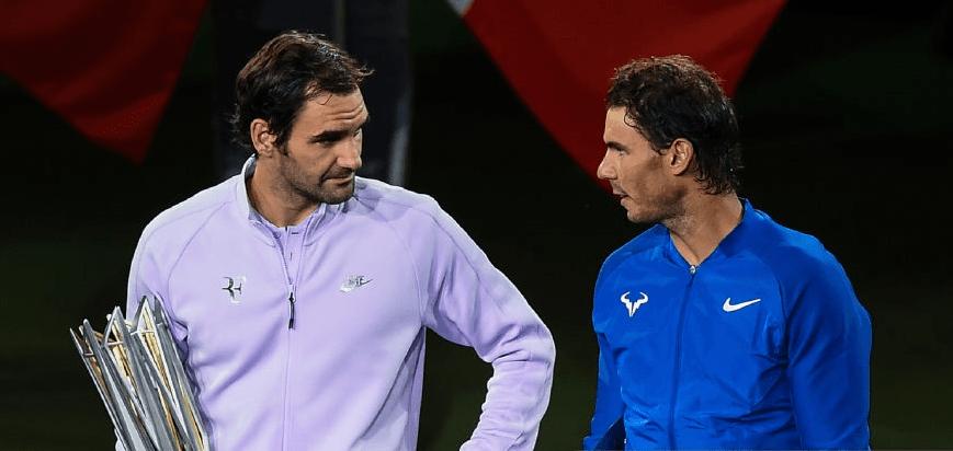 Federer: «Não senti que o Rafa tivesse qualquer problema de movimentação»