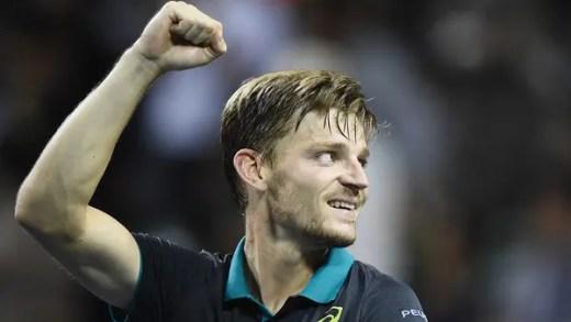 David Goffin regressa à final em Tóquio e sobe ao top 8 de qualificação para as ATP Finals