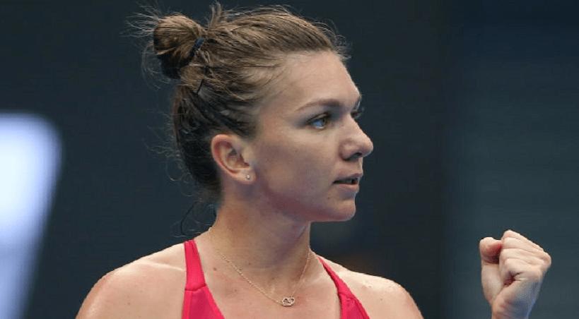 Simona Halep falha Fed Cup por problemas físicos