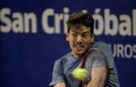 Adversário definido. João Domingues em ação este sábado no 'qualifying' do ATP 250 de São Paulo