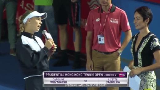 Torneio de rastos em Hong Kong. Svitolina e Wozniacki desistem sem entrar em court… no mesmo dia