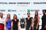 WTA entrega os prémios de 2017. 'Melhor do Ano' não é a número um Halep