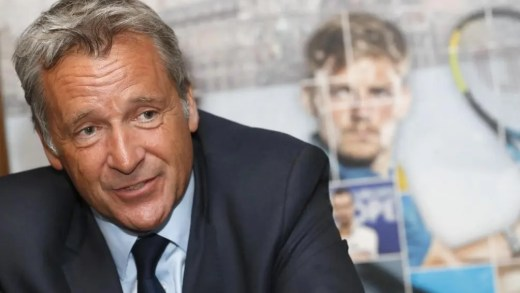 Presidente do ATP: «Estou a ser acusado de querer destruir o ténis»