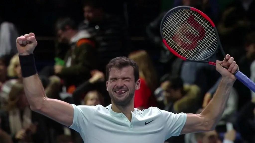 Grigor Dimitrov é o novo… número TRÊS do Mundo